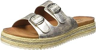 Carlton London Women's Shaw Fashion Sandals