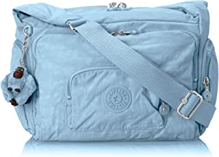 Kipling Erica Bag, Adjustable Crossbody Strap, Zip Closure
