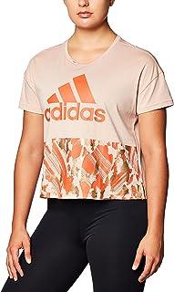 adidas W U-4-u Crop T Tricot Femme
