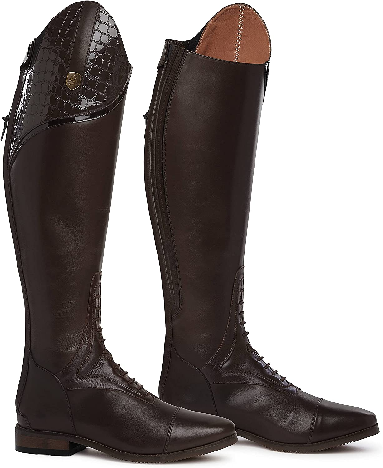Mountain Horse Sovereign LUX Brown Field 8ST Cheap Selling and selling mail order sales Boot