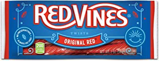 Red Vines Original Red Licorice Twists 2oz Bag (Pack of 16)