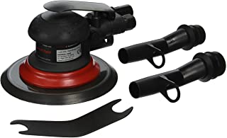 Ingersoll Rand IR-4152-HL Composite 6-Inch Orbital Palm Pnuematic Sander with