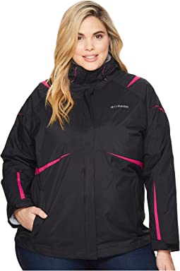 Plus Size Blazing Star™ Interchange Jacket