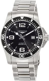[ロンジン] 腕時計 ハイドロコンクエスト 自動巻き L3.742.4.56.6 メンズ 正規輸入品 シルバー