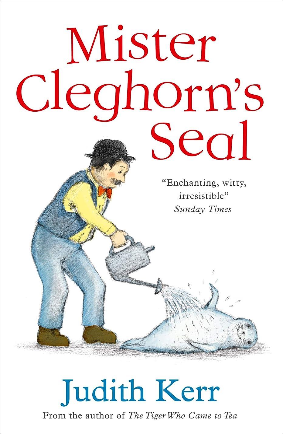ヶ月目殉教者批判的にMister Cleghorn's Seal (English Edition)