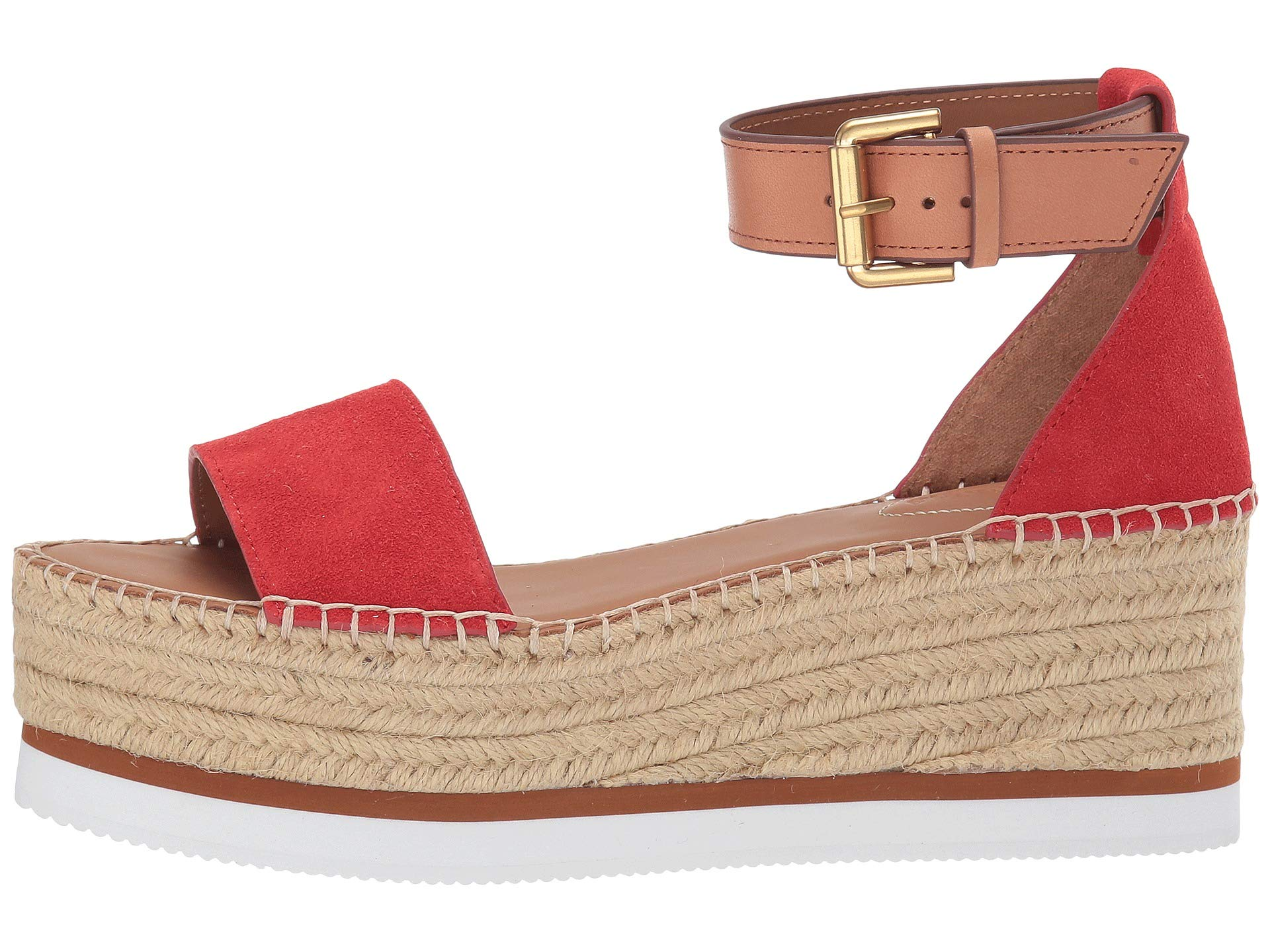 Espadrilles See Chloé Sb32201a By See Espadrilles 6g7bfy