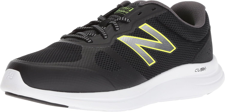 New Balance Men's Versi v1 Running schuhe, schwarz, 11 4E US