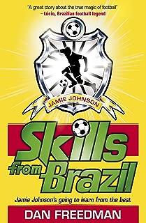 Jamie Johnson: Skills from Brazil