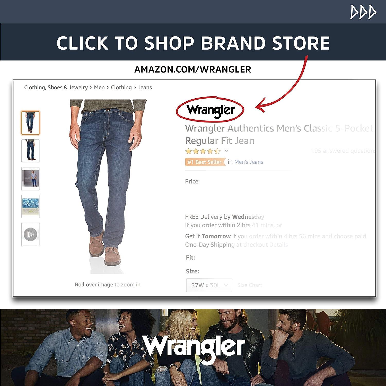 Wrangler Authentics Mens Fleece Lined Carpenter Pant