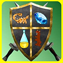 Sir Hoppity: Challenge of the Dragon - Brave Bunny Knight Adventure Role Playing Game With Sword In Desert, Forest, Temple, & Mine Catacombs