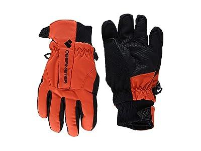 Obermeyer Kids Thumbs Up Gloves (Little Kids/Big Kids) (Red) Extreme Cold Weather Gloves