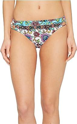 Nanette Lepore - Rosarito Siren Bikini Bottom