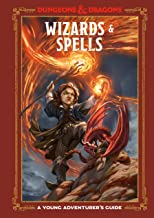 Wizards & Spells (Dungeons & Dragons): A Young Adventurer's Guide (Dungeons & Dragons Young Adventurer's Guides)