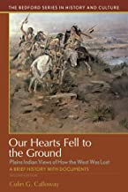 Our Hearts Fell to the Ground: Plains Indian Views of How the West Was Lost (Bedford Series in History and Culture)