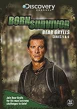 Bear Grylls: Born Survivor - Complete Season Five And Six