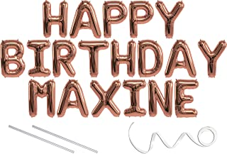 Best maxine party decorations Reviews