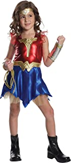 Imagine by Rubie's Justice League Child's Wonder Woman Deluxe Dress