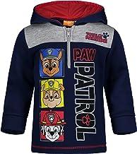 Paw Patrol Fleece Half-Zip Pullover Long Sleeve Hoodie