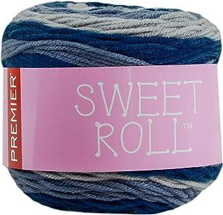 Premier Yarns Sweet Roll Yarn-Blue Willow