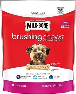 Milk Bone 079100785643 Brushing Dental Treats