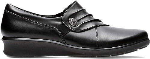 CLARKS femmes chaussures Hope Roxanne noir 6.5 6.5 6.5 E b61