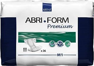 Abena Abri-Form Premium M1 Briefs, Medium, 26