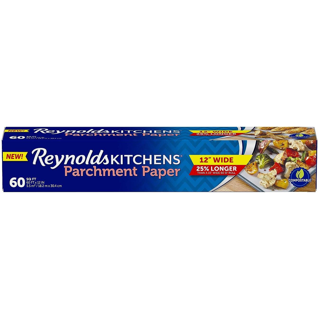 Reynolds Kitchens Non-Stick Parchment Paper - 60 Square'