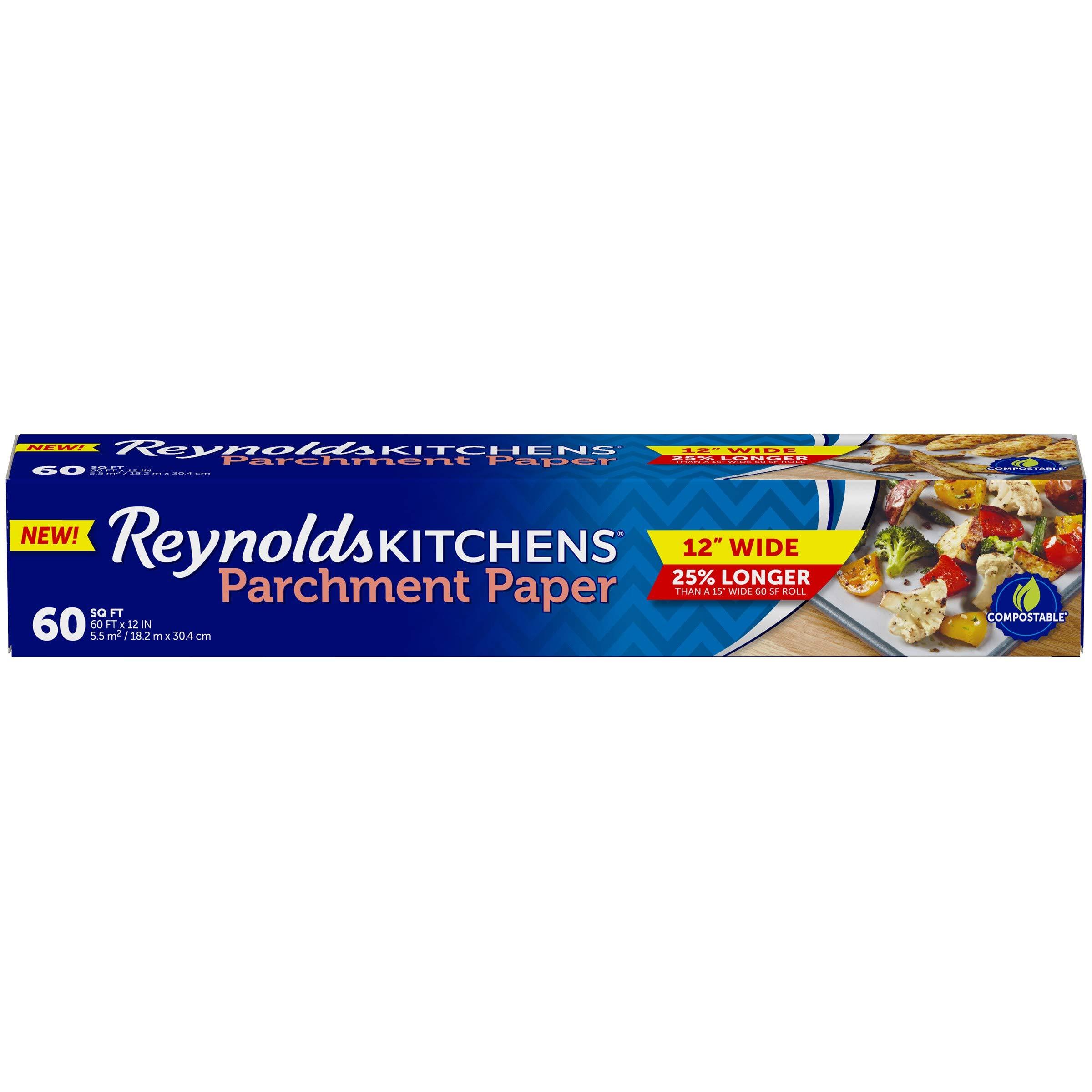 Reynolds Kitchens Parchment Non Stick Square