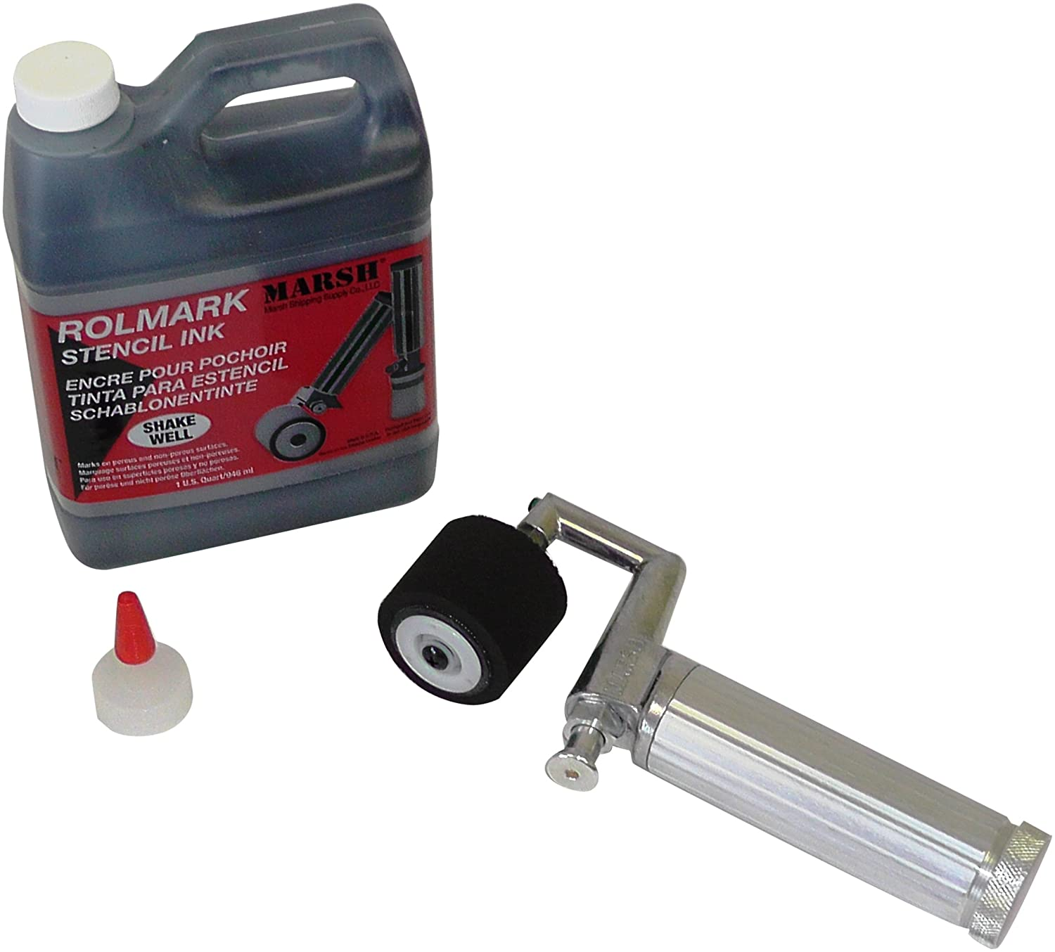 """MARSH - Year-end annual account RFR200F-30 Fountain Roller Full 3"""" with San Diego Mall Length Kit"""