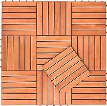 ممسحة أرضيات خشب 12 قطعة