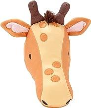 giraffe head wall decor