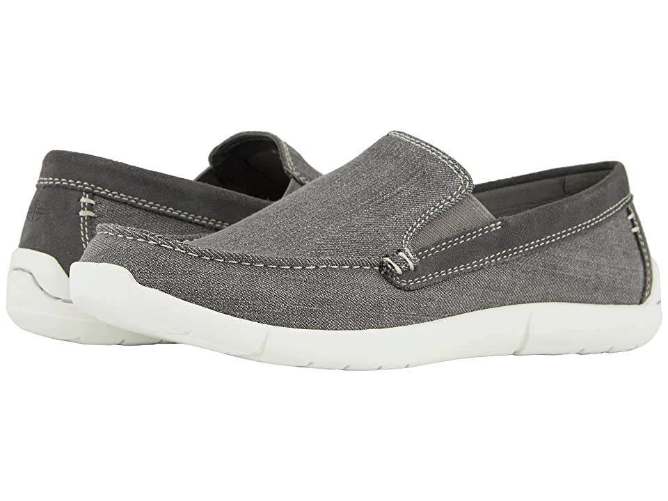 Dockers Ashland 360 Moc Toe Loafer (Grey Denim) Men