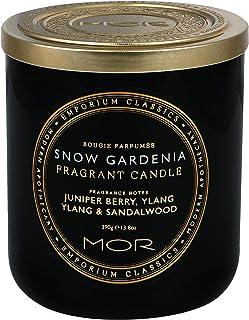 MOR Boutique Emporium Classics Snow Gardenia Fragrant Candle, 390 ml