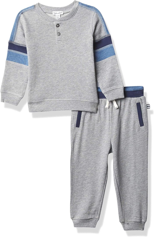 Splendid Baby Boys' Kids' Long Sleeve Pant Set