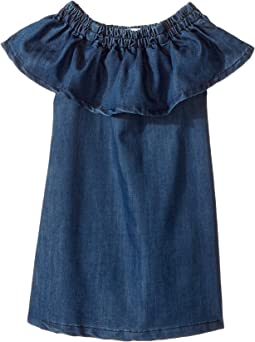Bella Chambray Dress (Toddler/Little Kids)