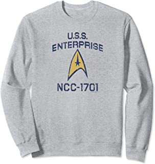 Star Trek: The Original Series Enterprise Delta Sweatshirt