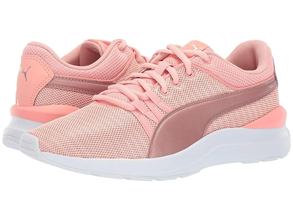 Puma Kids Adela Spark (Big Kid) (Peach Bud/Rose Gold) Kid