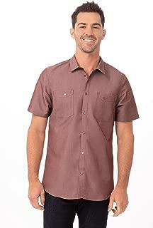 Chef Works Men's Jaxon Shirt