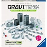 Ravensburger Gravitrax Trax Expansion Set Marble Run & STEM Toy for Boys & Girls Age 8 & Up - Expansion for 2019 Toy of The Year Finalist Gravitrax