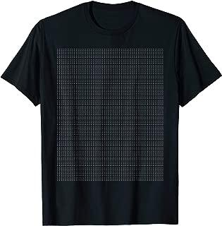 Fuck You Pin Stripe T-shirt