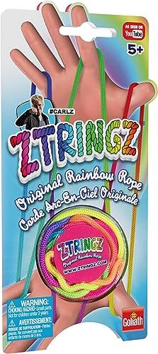 GOLIATH- Ztringz-Jeux d'adresse, 332117.048, Multicolore