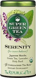 Best super green tea serenity Reviews