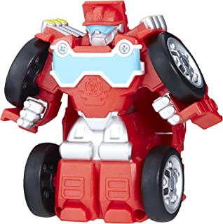 Hasbro Transformers Rescue Bots Academy - Flip Racers Heatwave The Fire-Bot