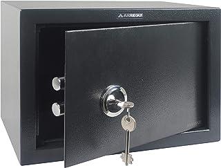 Arregui T25K Caja fuerte de sobreponer sólo llave.