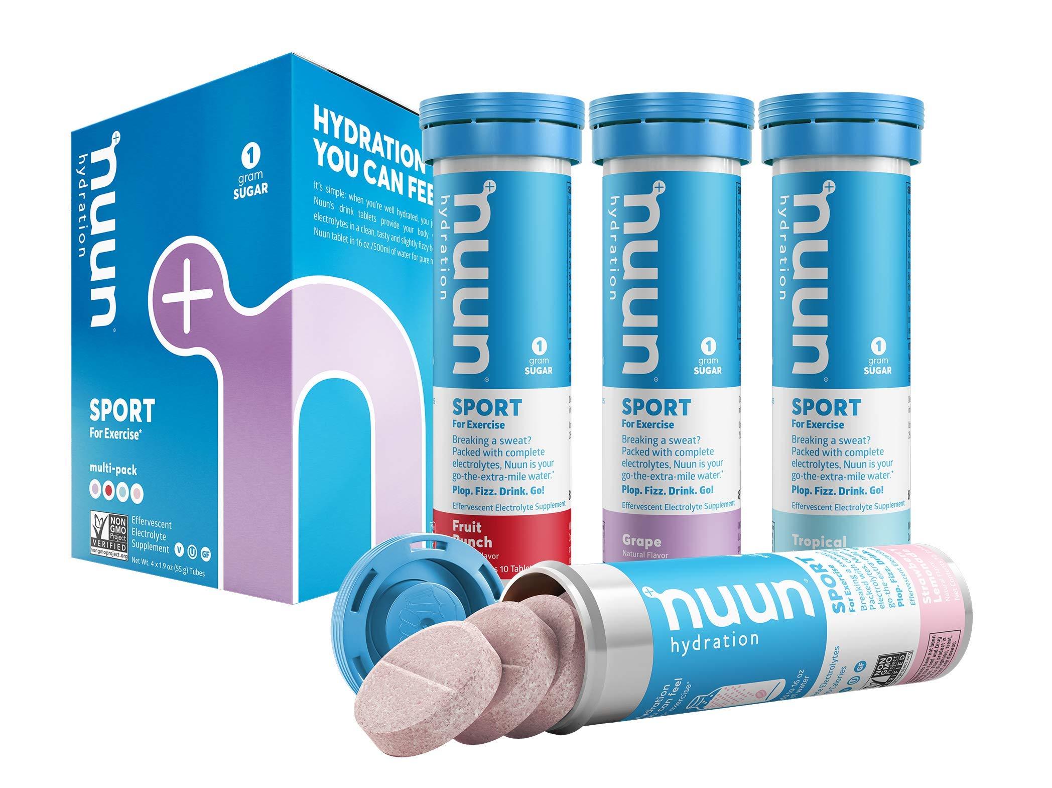 Nuun Hydration Electrolyte Essential Electrolytes