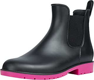 ankle rain boots women's shoes