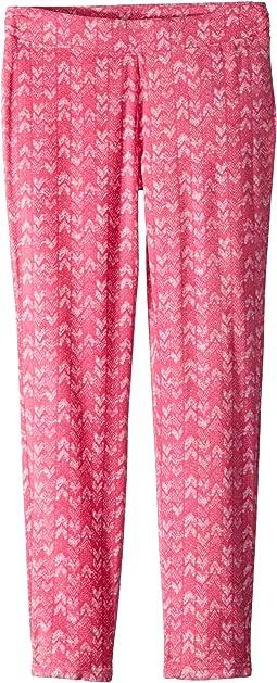 Cactus Pink Arrows Print