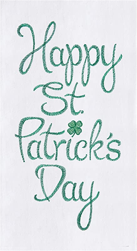 18 X27 St Patrick S Day Towel