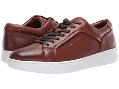 Calvin Klein Fasano (Tan Soft Leather) Men