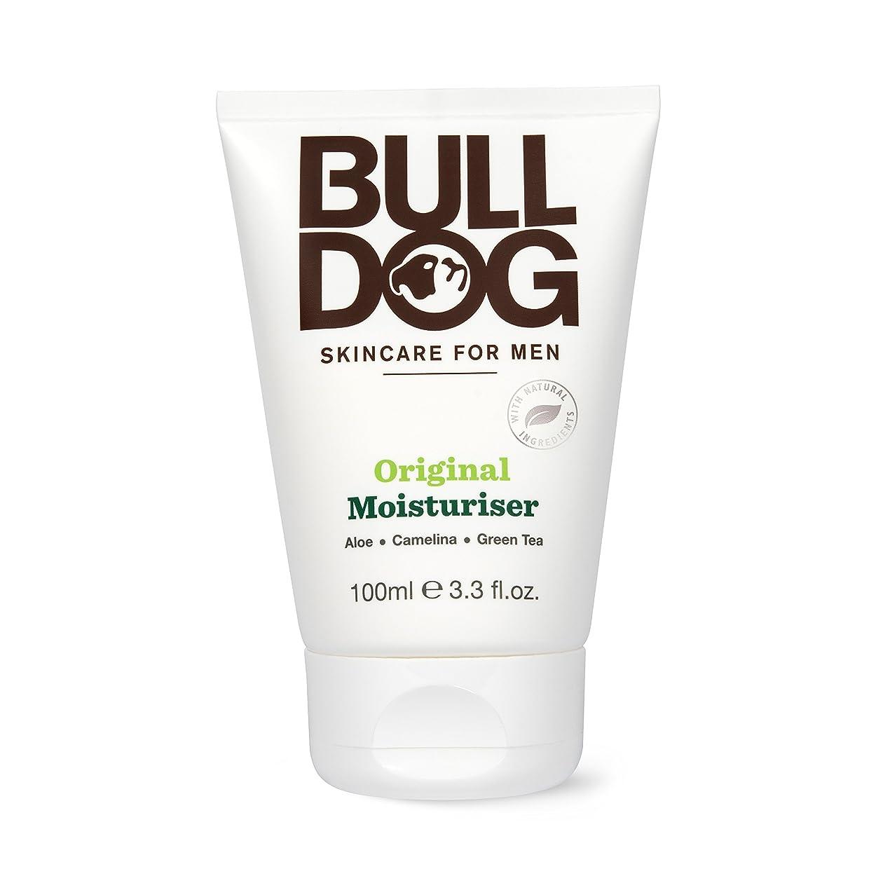 リーチ疑わしい暗殺者ブルドッグ Bulldog オリジナル モイスチャライザー(保湿クリーム) 100mL